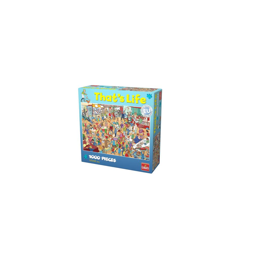 That's Life puzzel lunchroom - 1000 stukjes