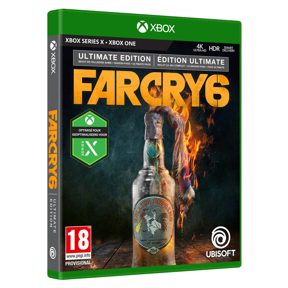 Xbox Series X / Xbox One Far Cry 6 Ultimate Edition