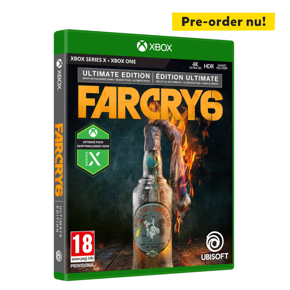 Xbox One Far Cry 6 Ultimate Edition