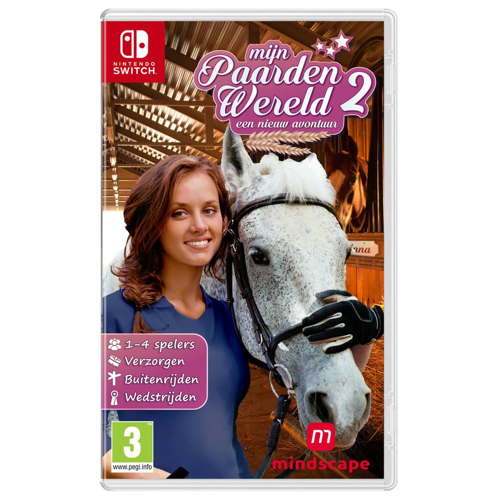Nintendo Switch Mijn Paardenwereld 2: een nieuw avontuur