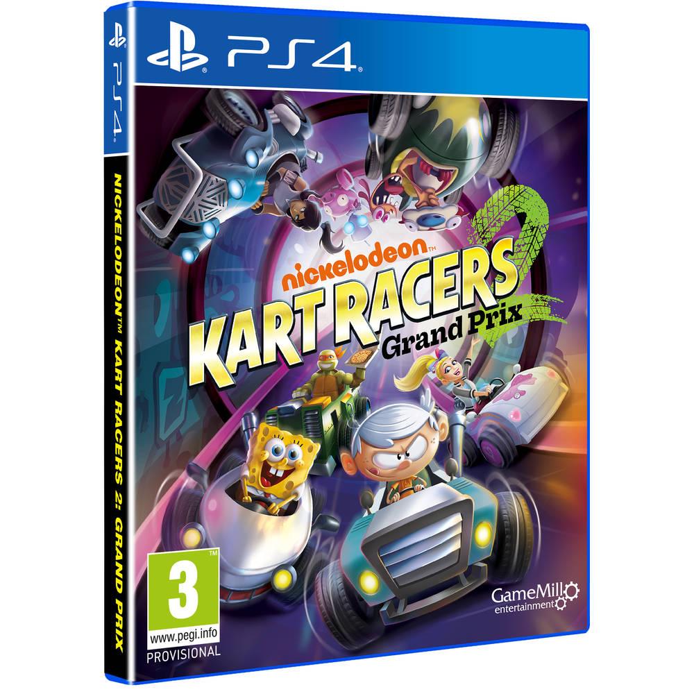 PS4 Nickelodeon Kart Racers 2: Grand Prix