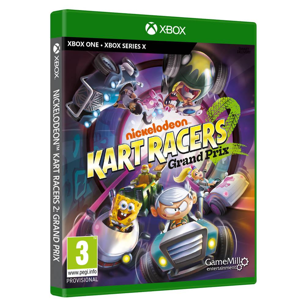 Xbox One Nickelodeon Kart Racers 2: Grand Prix