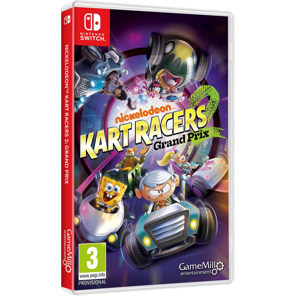 Nintendo Switch Nickelodeon Kart Racers 2: Grand Prix
