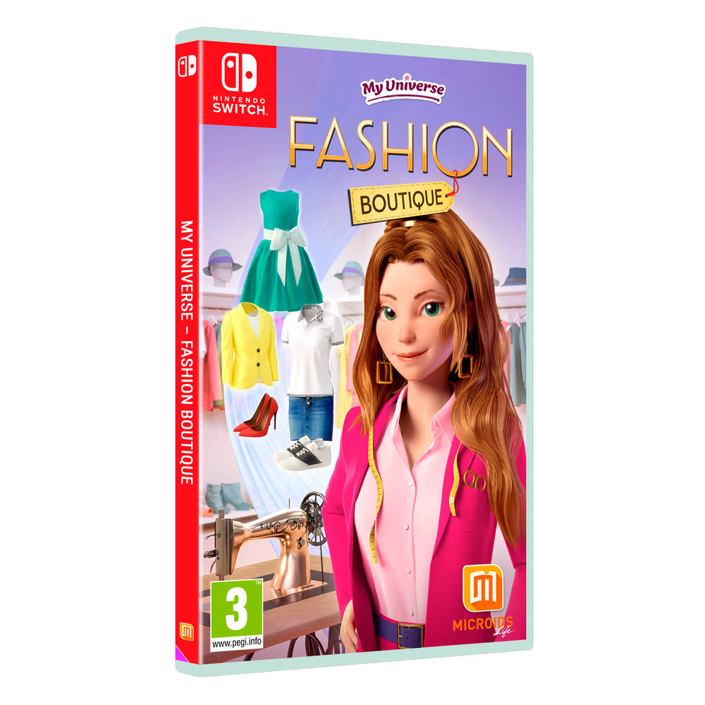 Nintendo Switch My Universe: Fashion Boutique