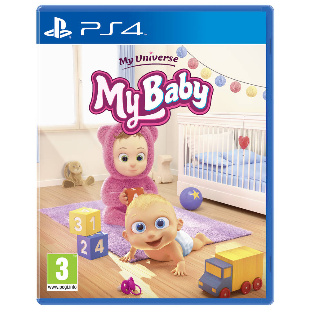 PS4 My Universe: My Baby