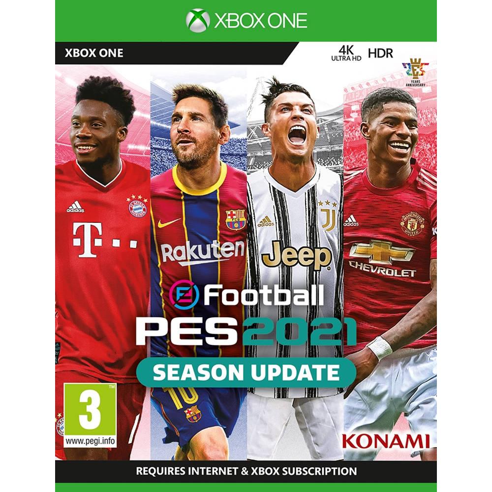 Xbox One eFootball PES 2021 Season Update