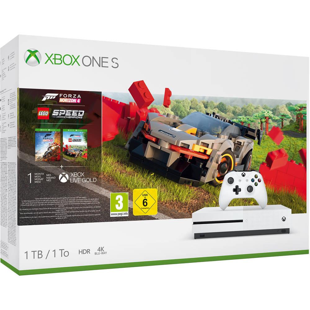 Xbox One S 1 TB + Forza Horizon 4