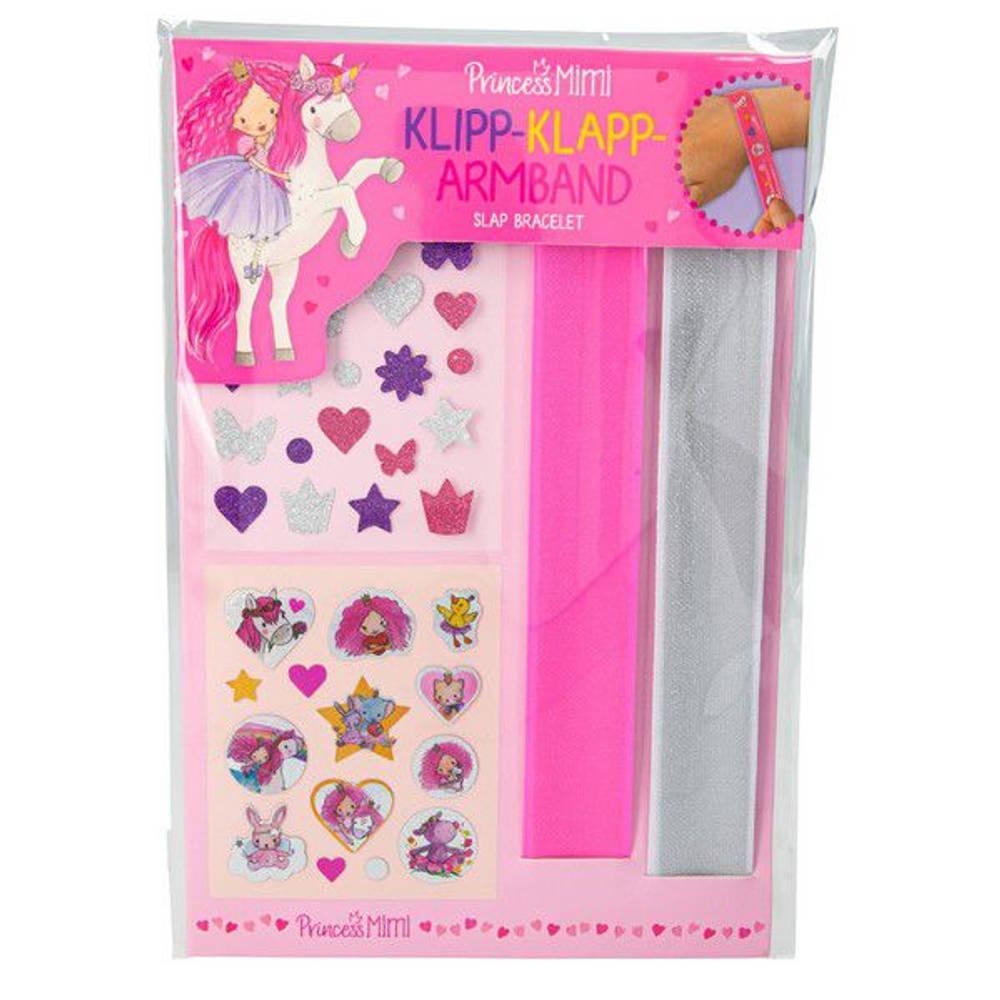 Princess Mimi klaparmband