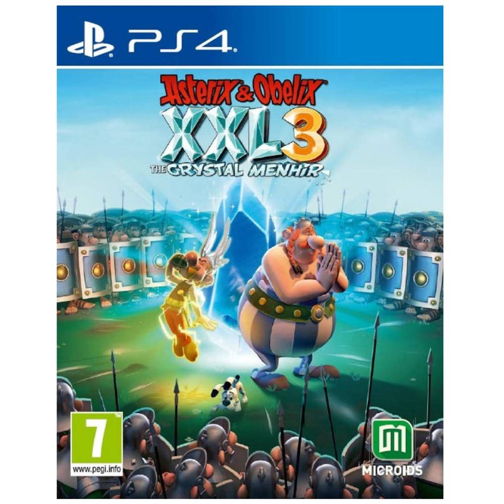 PS4 Asterix & Obelix XXL 3: Crystal Menhir