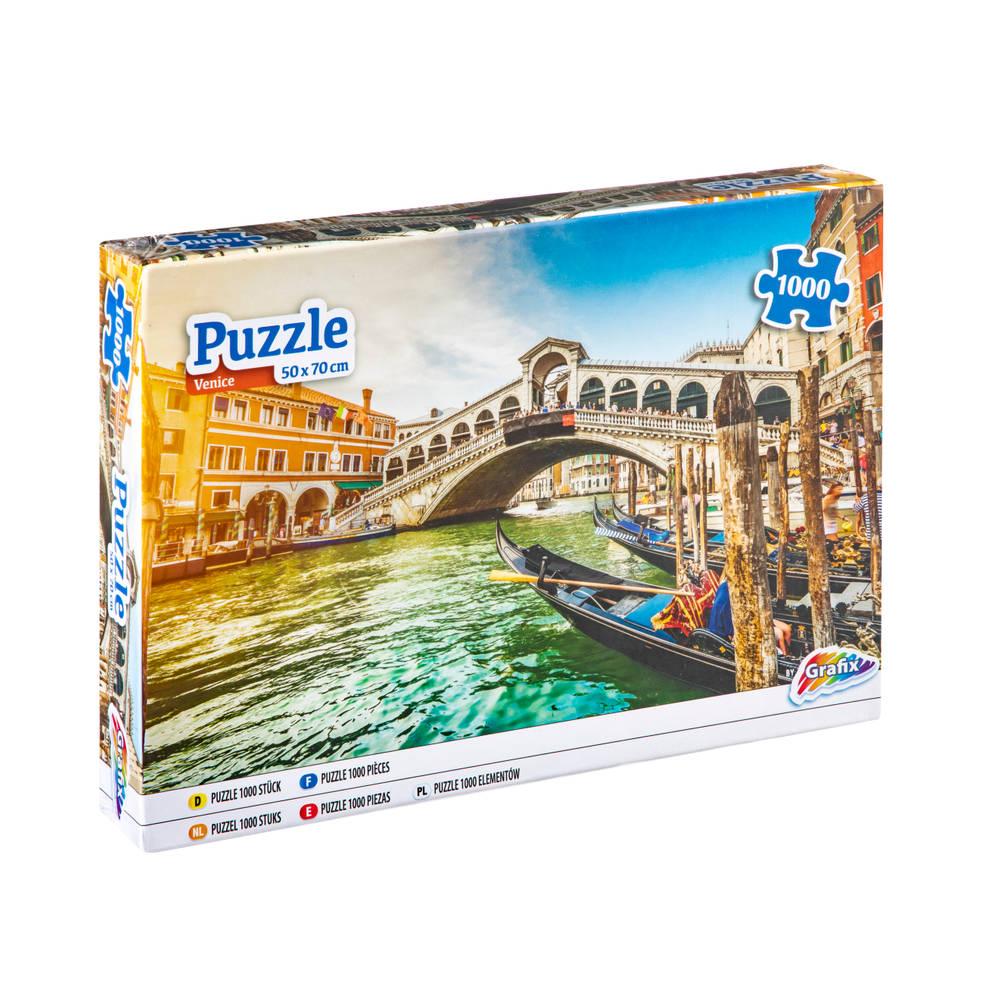 Grafix puzzel Venetië - 1000 stukjes