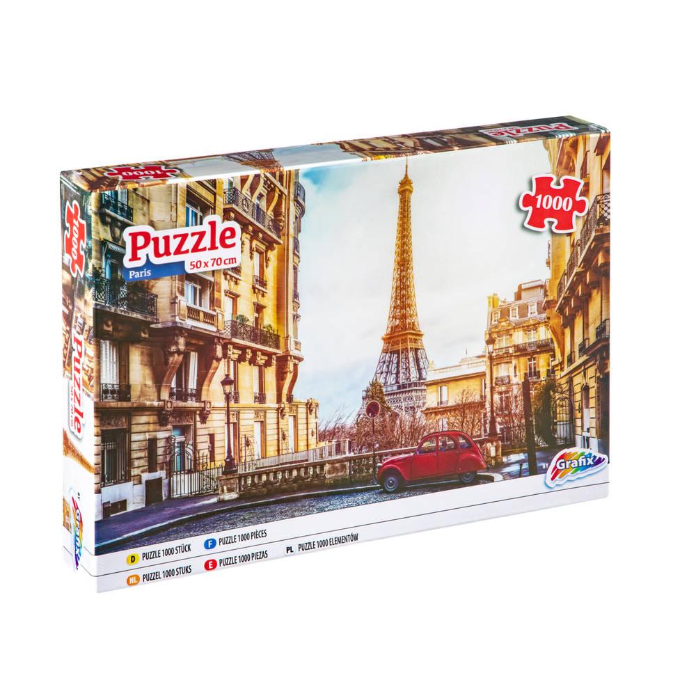 Grafix puzzel Parijs - 1000 stukjes