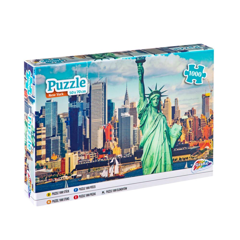 Grafix puzzel New York - 1000 stukjes