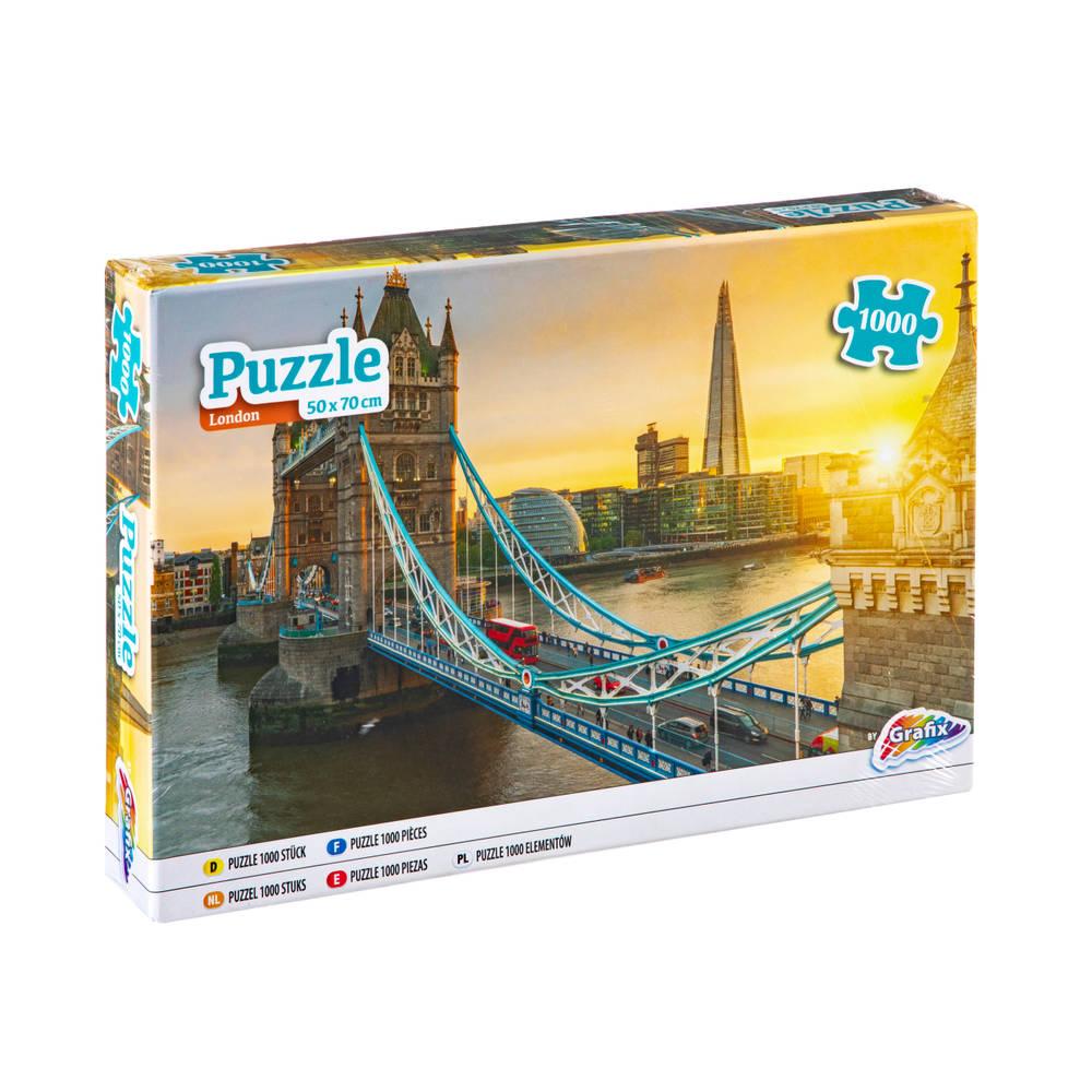 Grafix puzzel Londen - 1000 stukjes