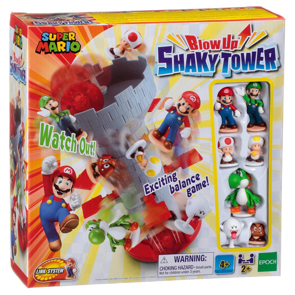 Super Mario Blow Up! Shaky Tower