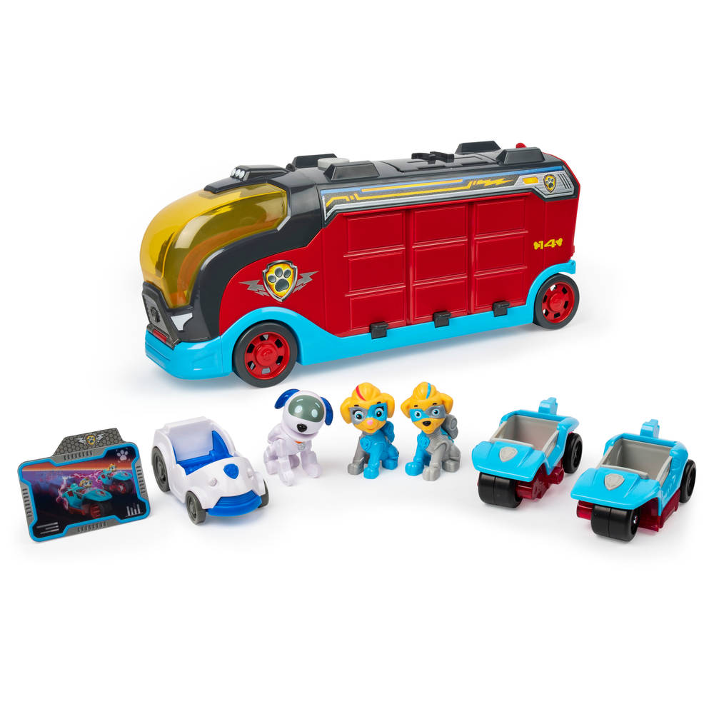 PAW Patrol Mighty Pups Charged Up voertuig