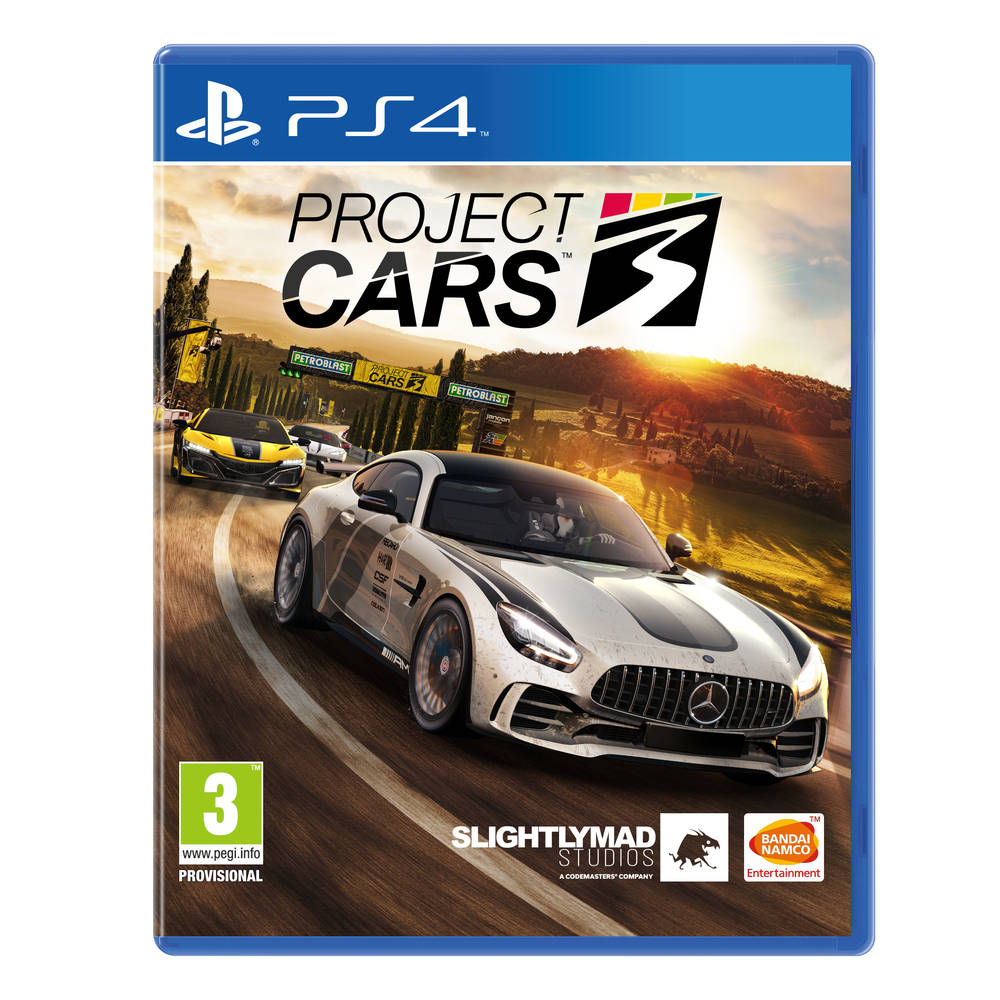 PS4 Project CARS 3