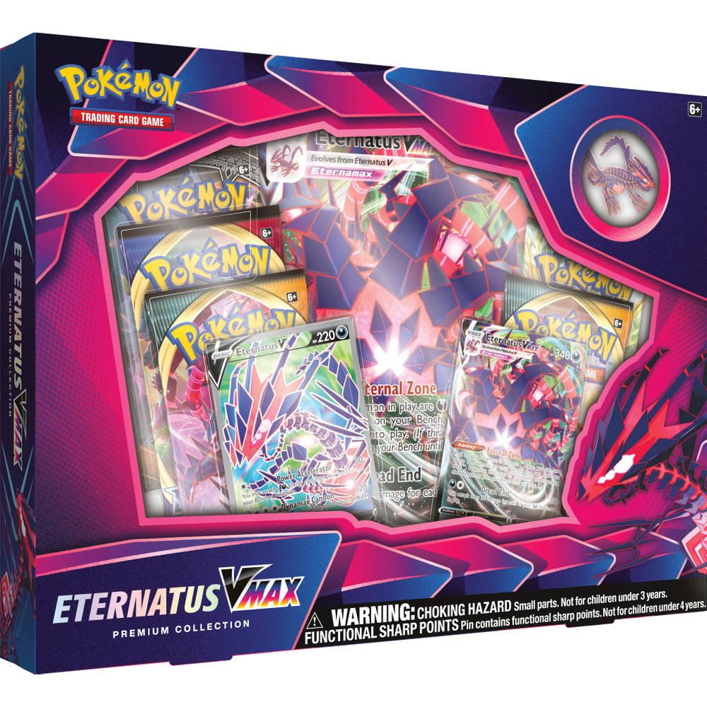 Pokémon TCG Eternatus VMAX premium collectie box