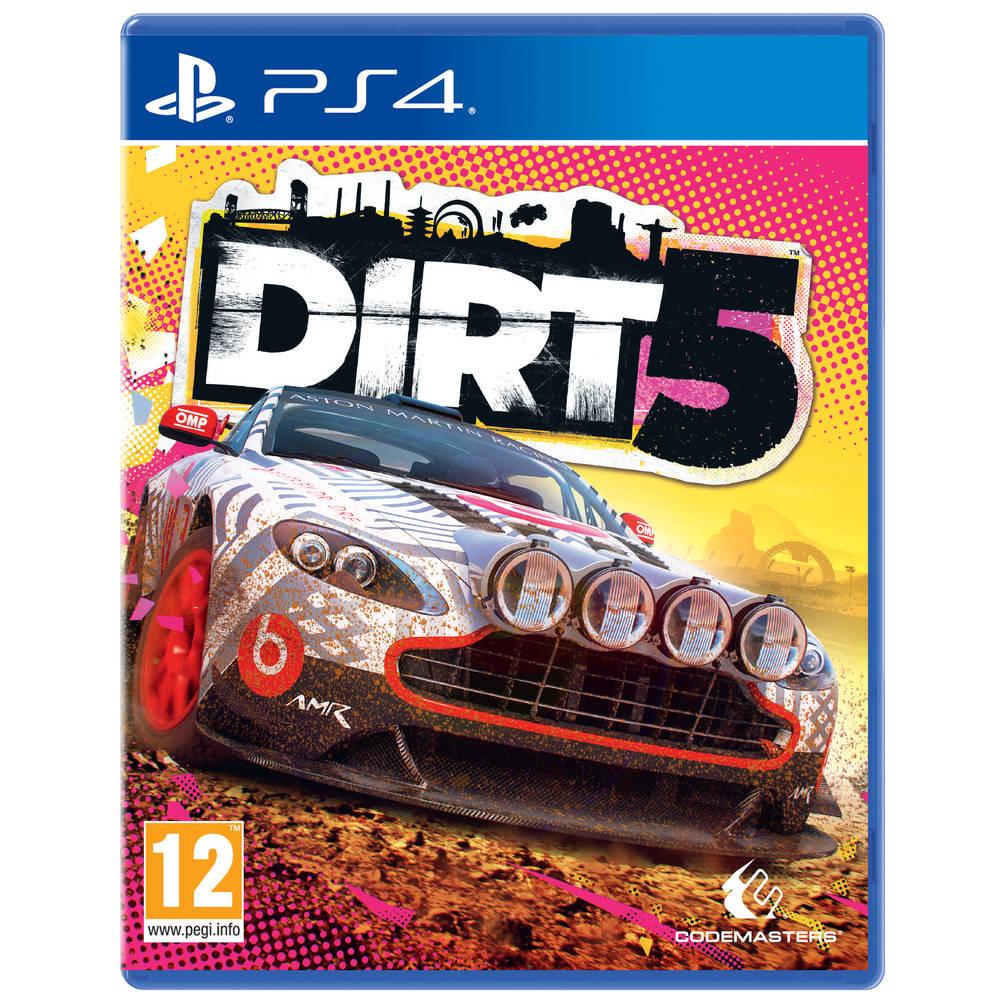 PS4 & PS5 DIRT 5