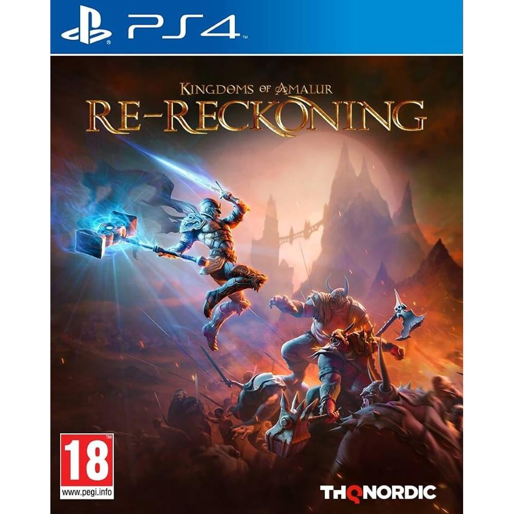 PS4 Kingdoms of Amalur Re-Reckoning