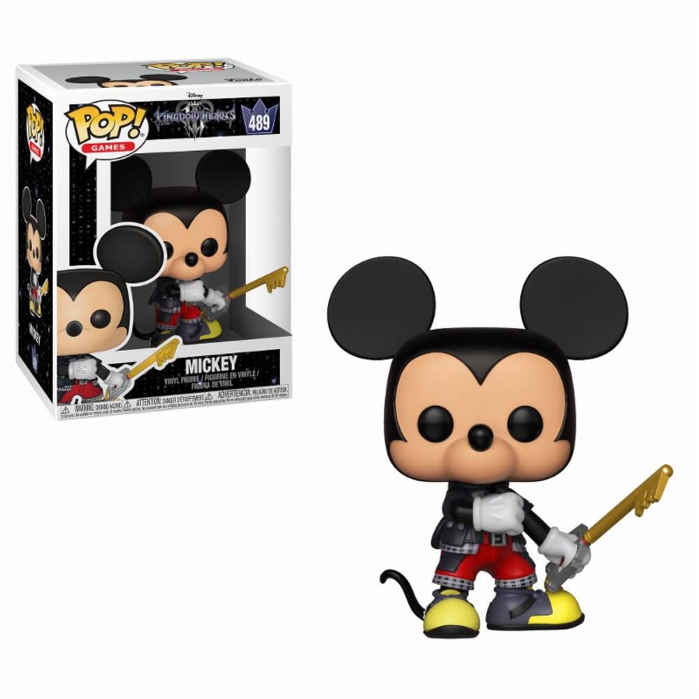 Funko Pop! figuur Disney Kingdom Hearts 3 Mickey Mouse