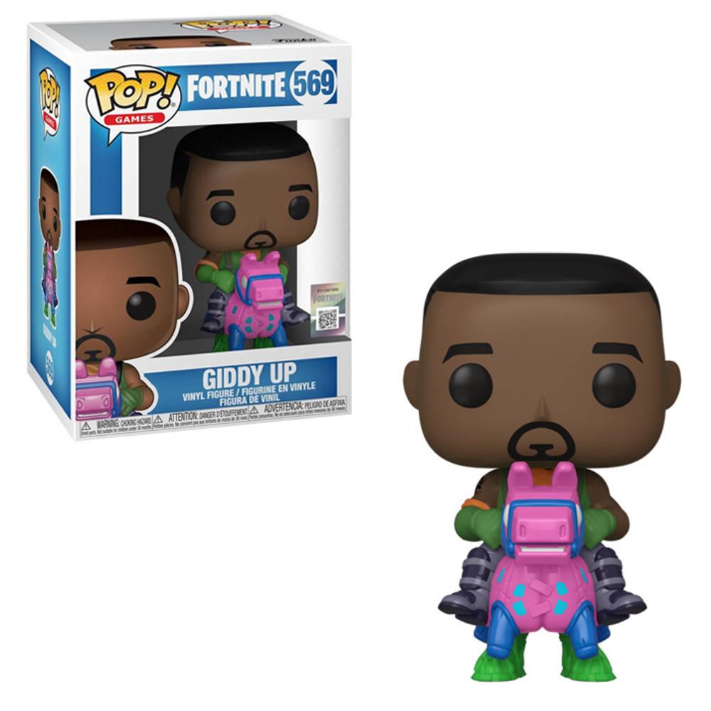 Funko Pop! figuur Fortnite Giddy Up