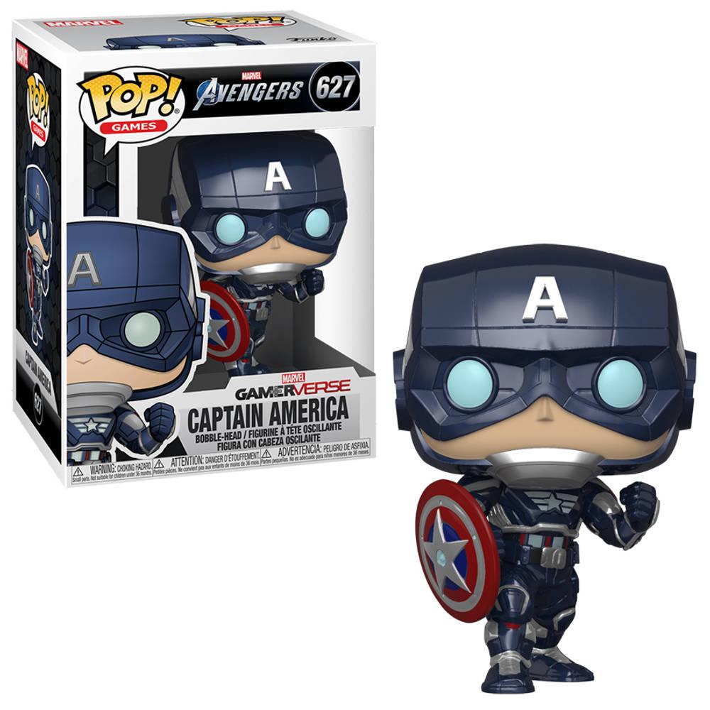 Funko Pop! figuur Marvel's Avengers Captain America