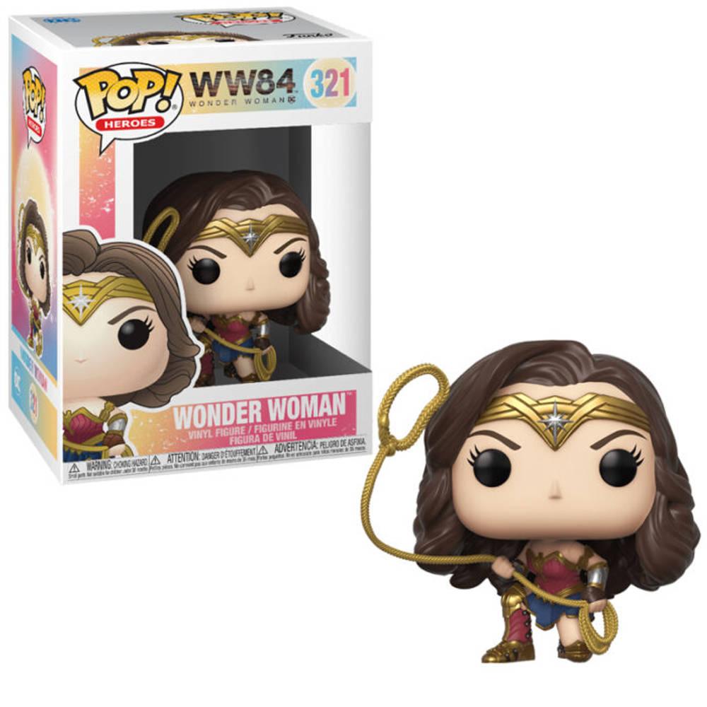 Funko Pop! figuur Wonder Woman 1984 Wonder Woman