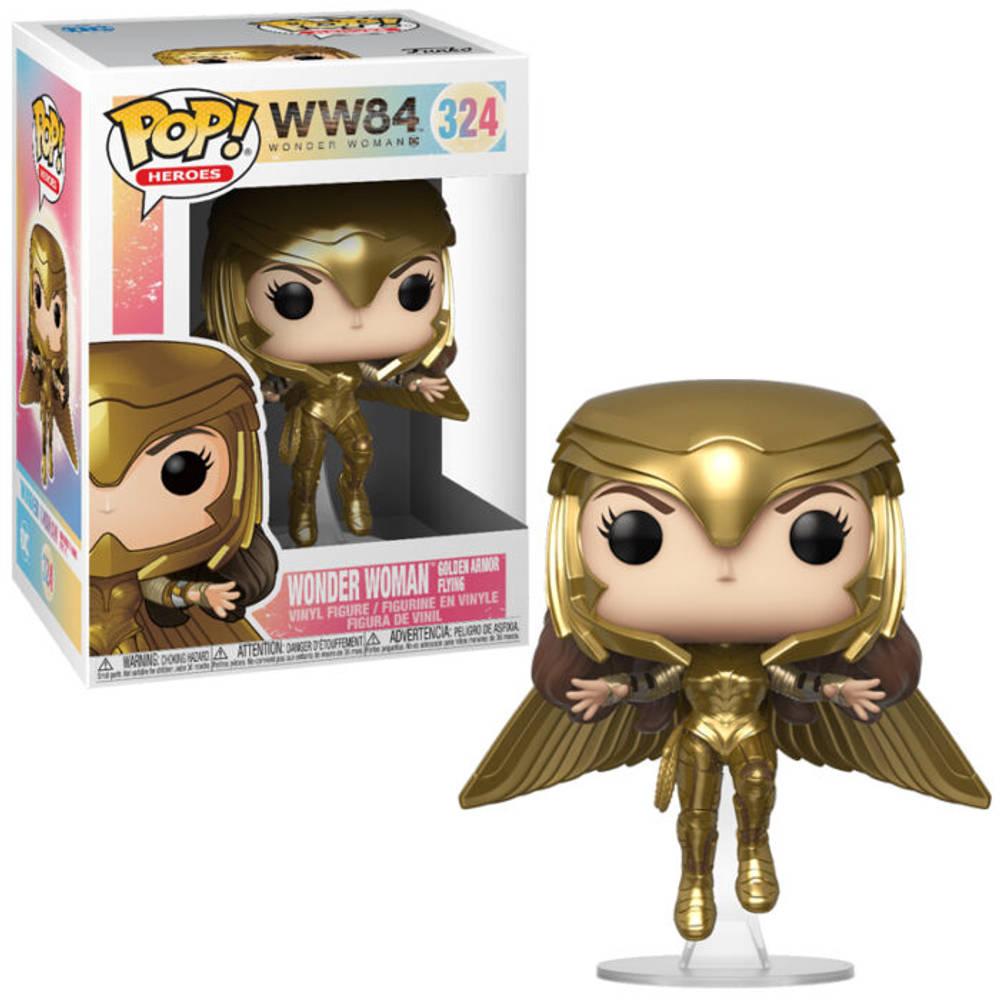 Funko Pop! figuur Wonder Woman 1984 Wonder Woman Golden Armor Flying