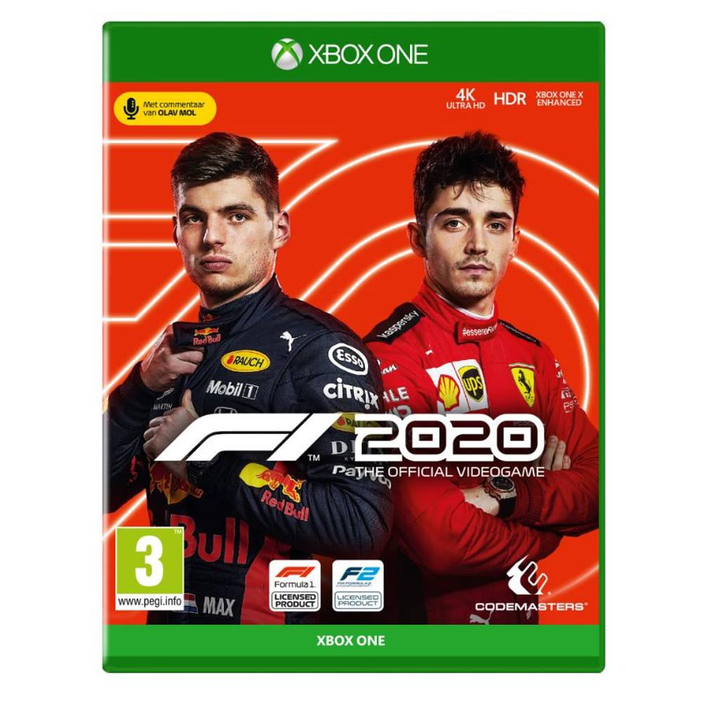 Xbox One F1 2020