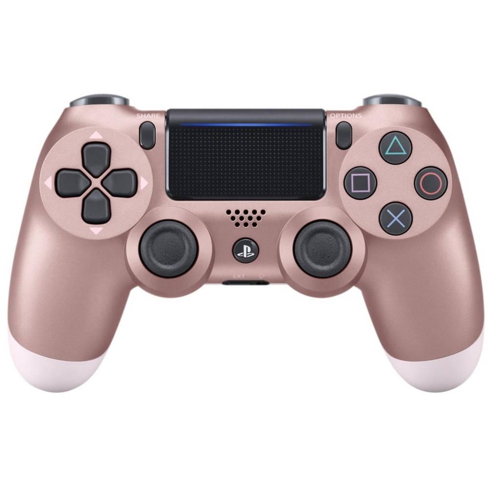 PS4 DualShock 4 controller V2 - rosé goudkleurig