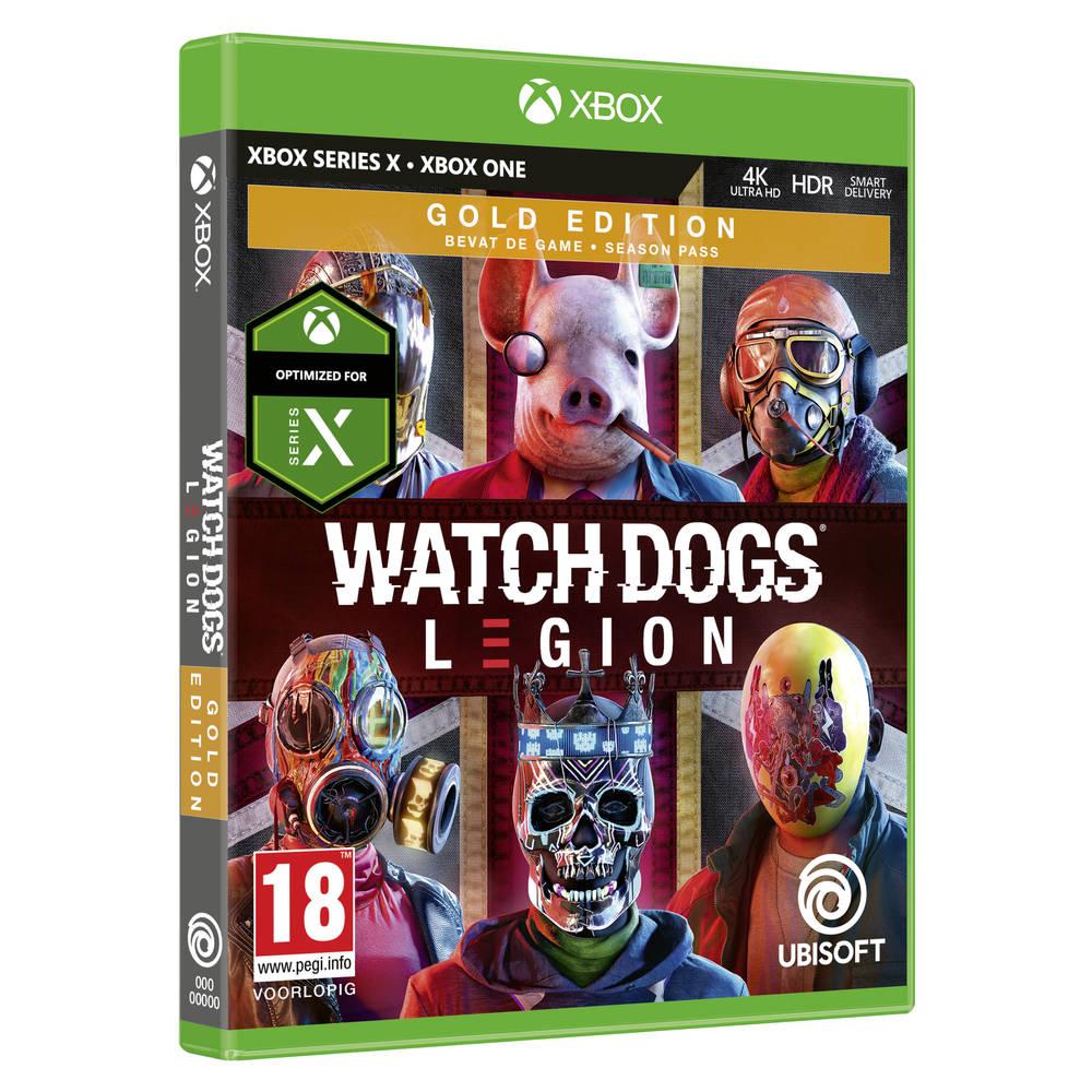 Xbox Series X / Xbox One Watch Dogs Legion Gold Edition