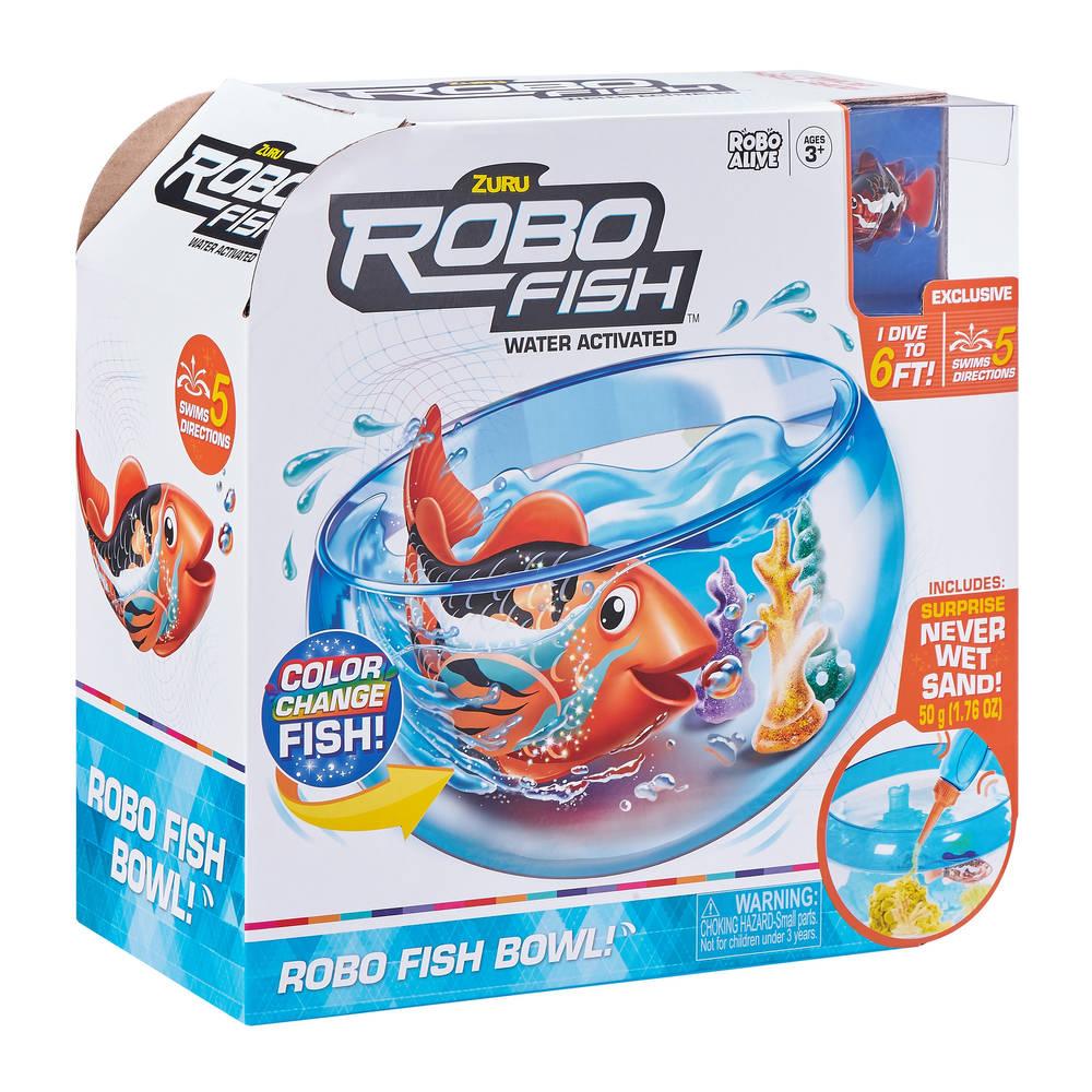 Zuru Robo Fish vis speelset