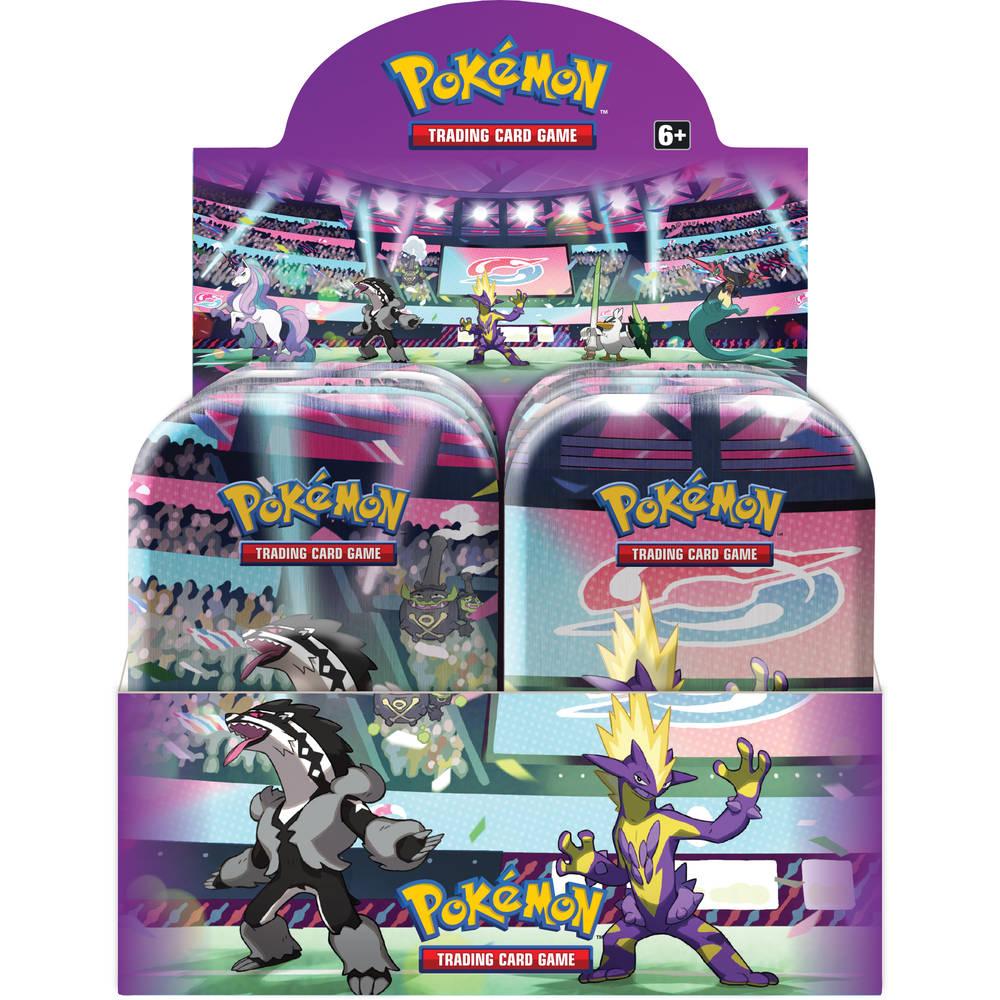Pokémon TCG Galar Power mini tin