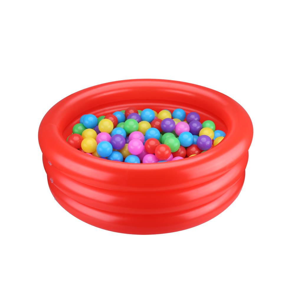 Ballenbad met 50 ballen