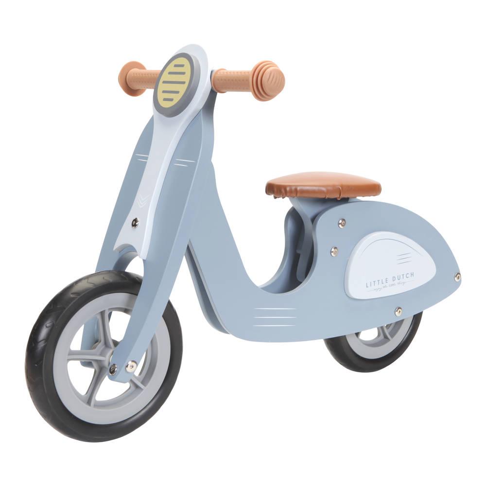 Little Dutch scooter - blauw