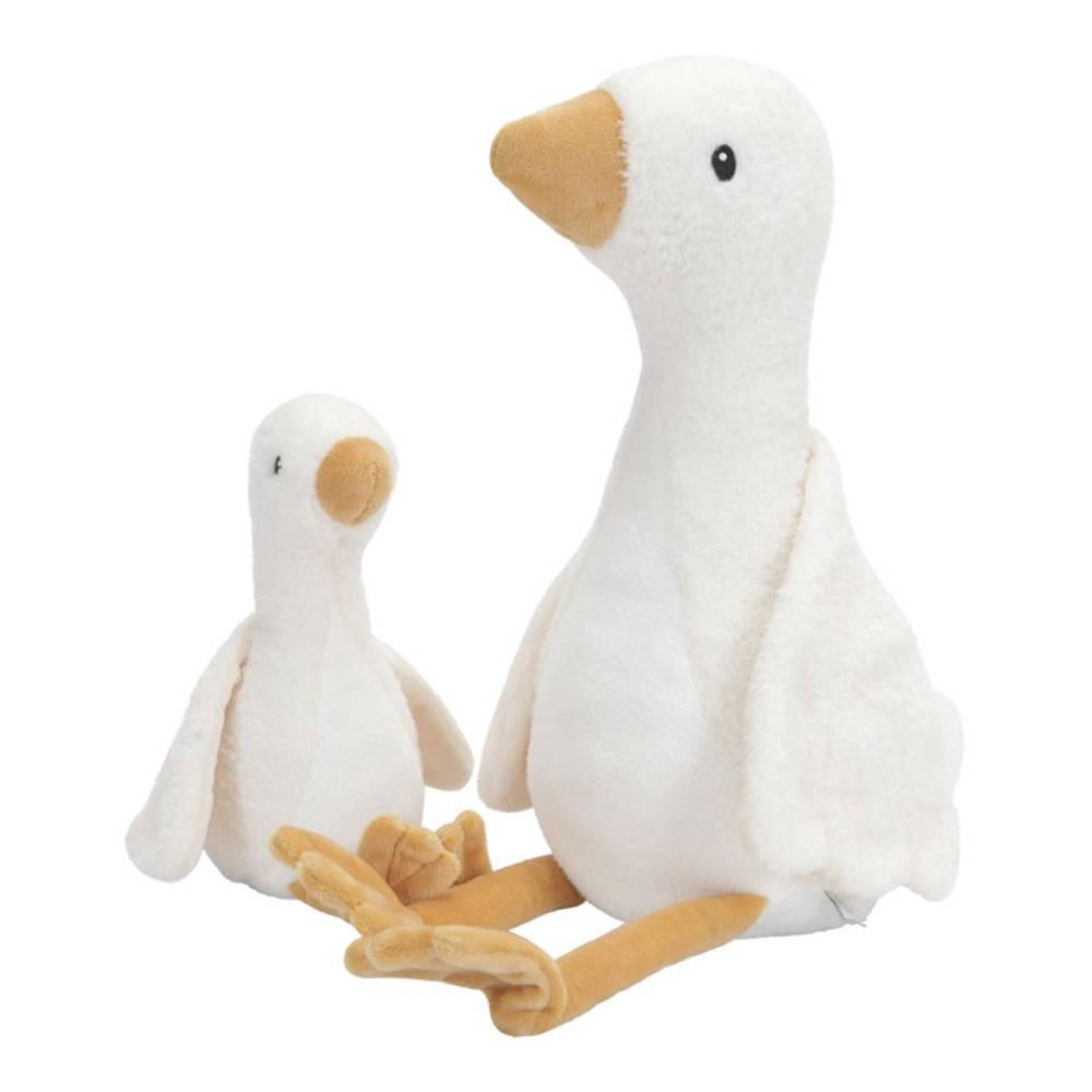 Little Dutch knuffel Little Goose - 18 cm