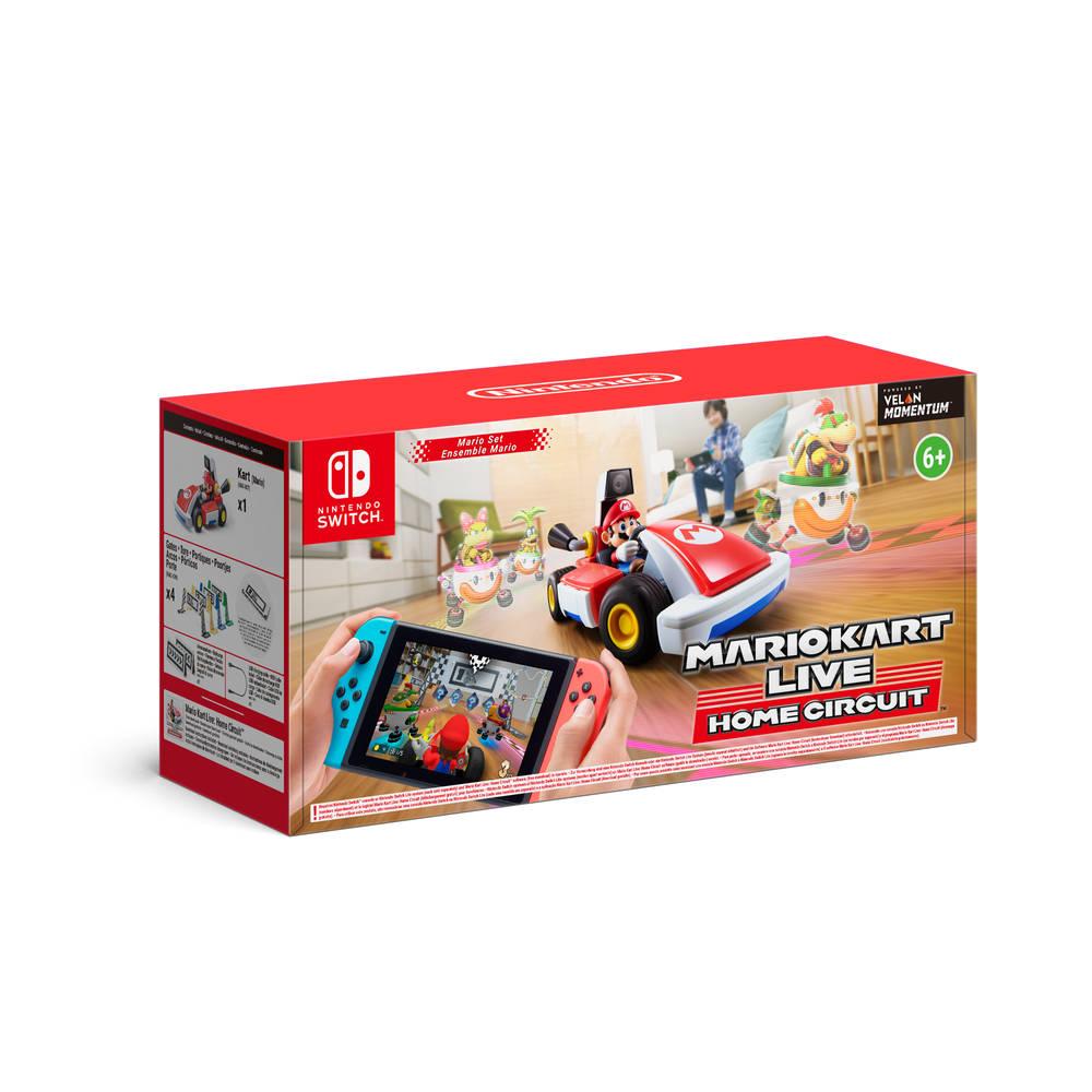 Nintendo Switch Mario Kart Live: Home Circuit Mario