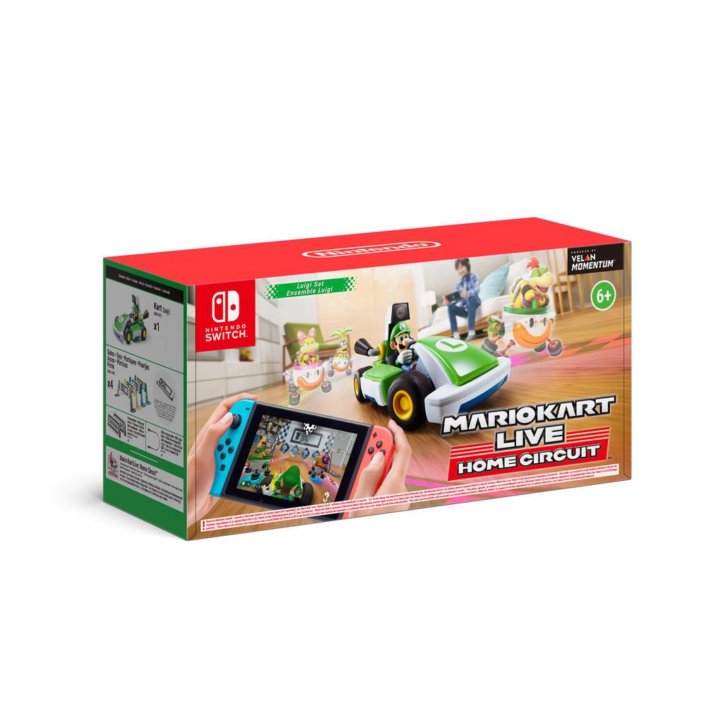 Nintendo Switch Mario Kart Live: Home Circuit Luigi