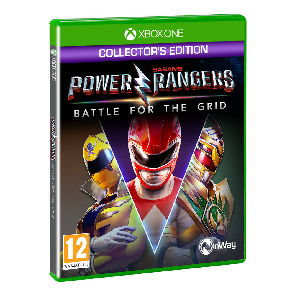 Xbox One Power Rangers: Battle for the Grid