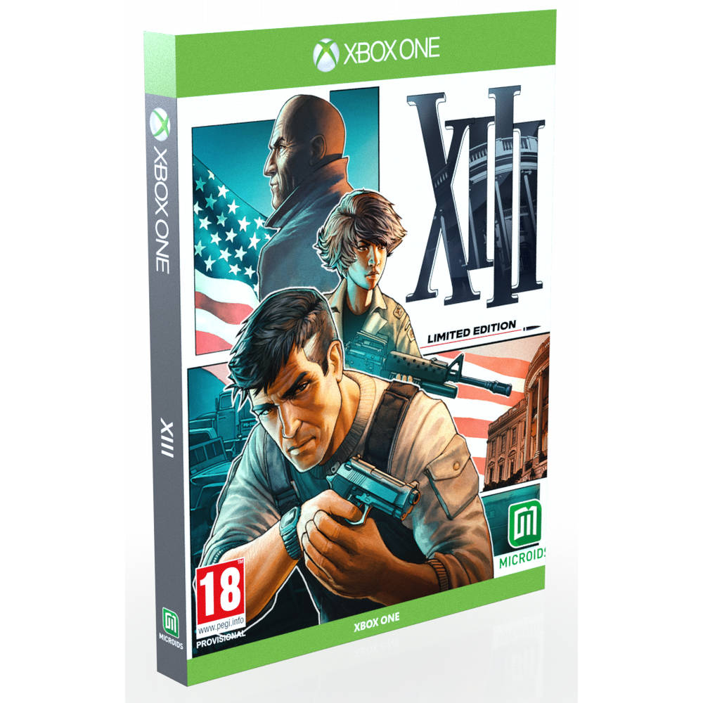 Xbox One XIII Limited Edition