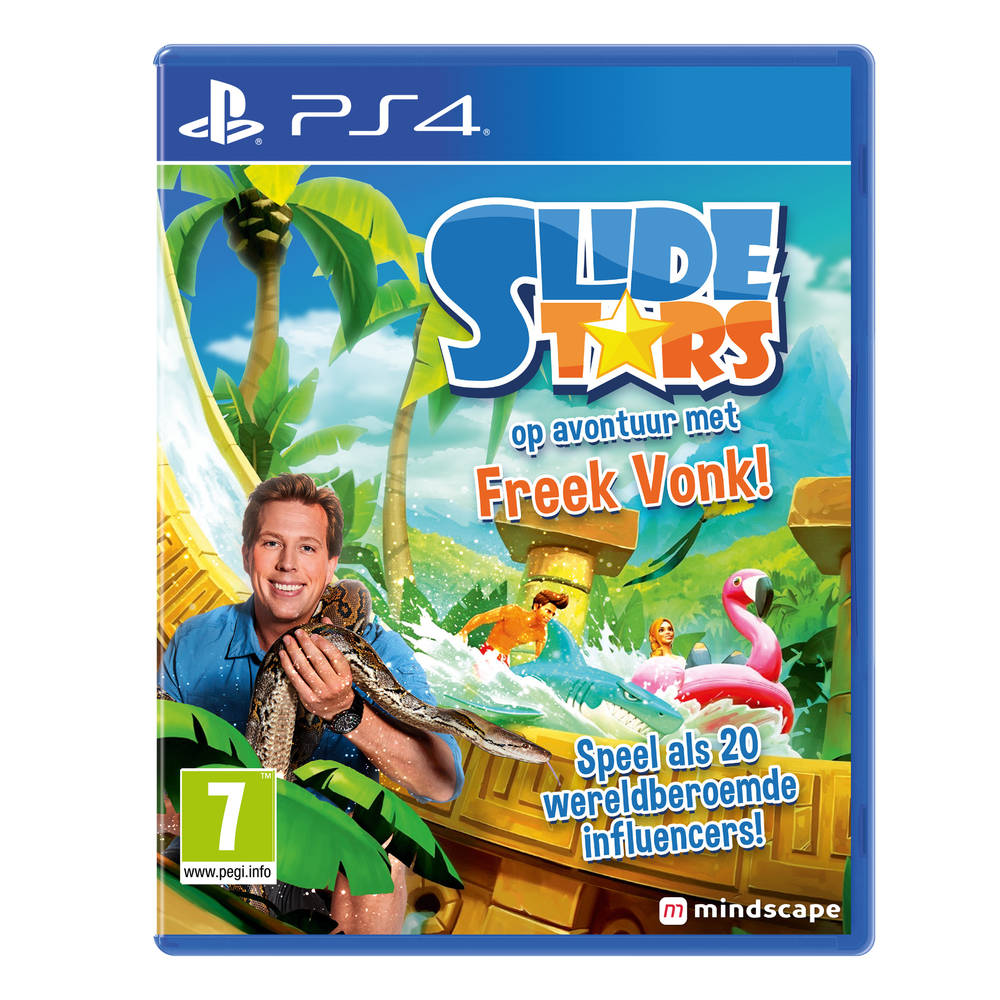 PS4 Slide Stars Freek Vonk