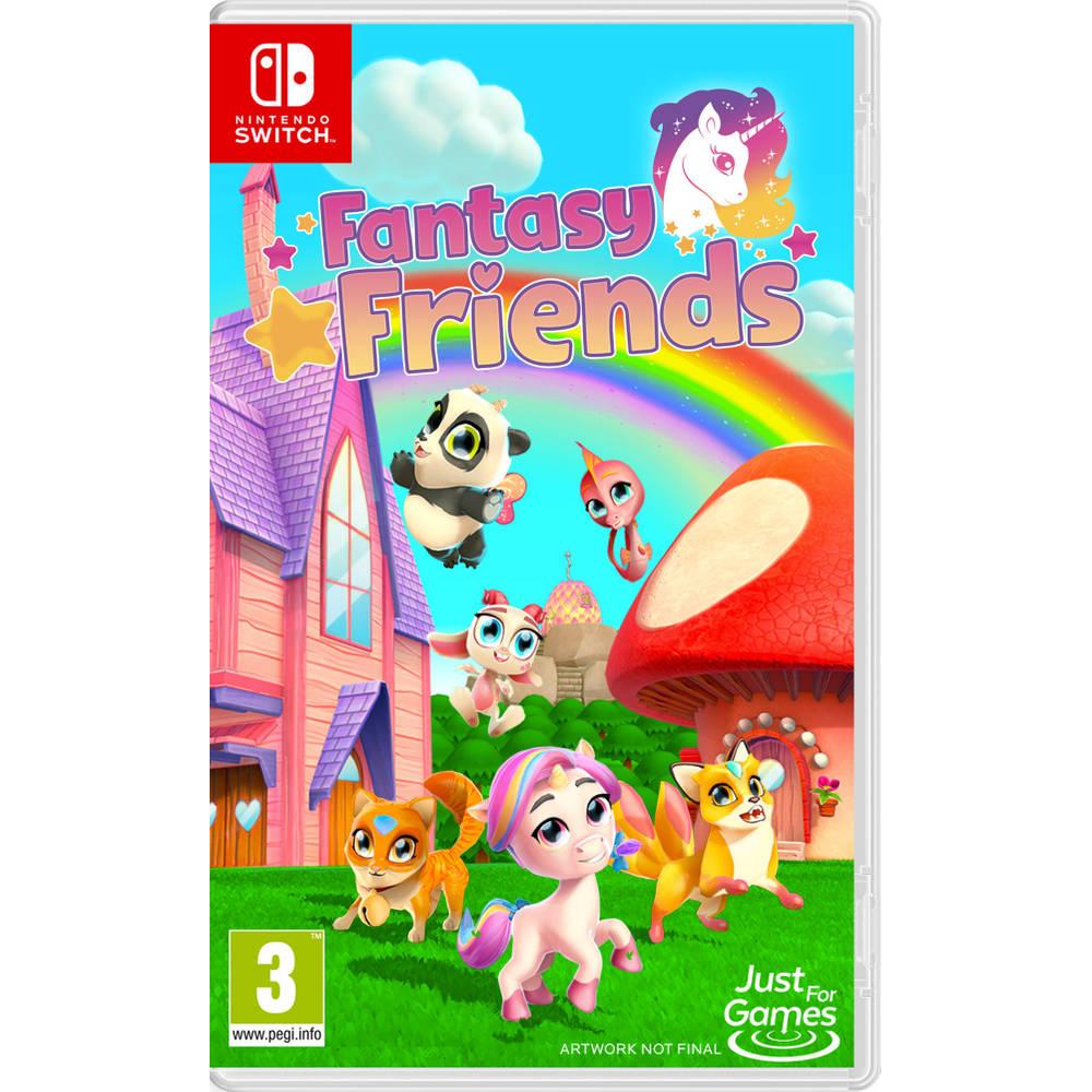 Nintendo Switch Fantasy Friends