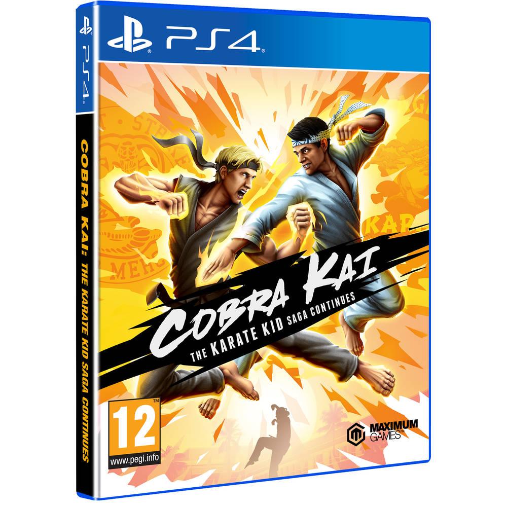 PS4 Cobra Kai: The Karate Kid Saga Continues