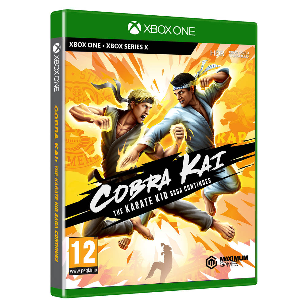 Xbox One Cobra Kai: The Karate Kid Saga Continues