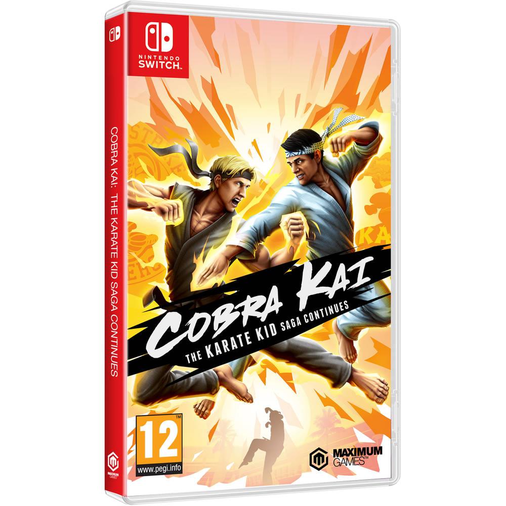 Nintendo Switch Cobra Kai: The Karate Kid Saga Continues
