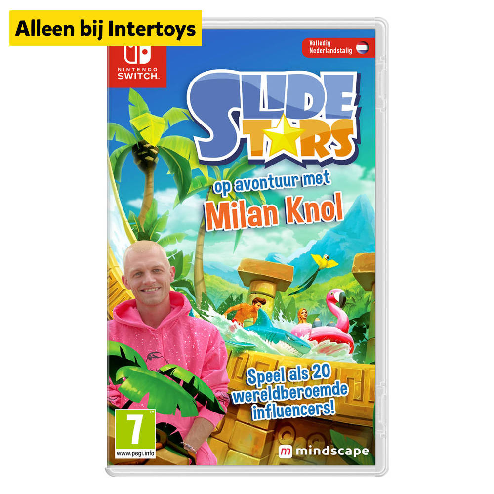 Nintendo Switch Slide Stars Milan Knol