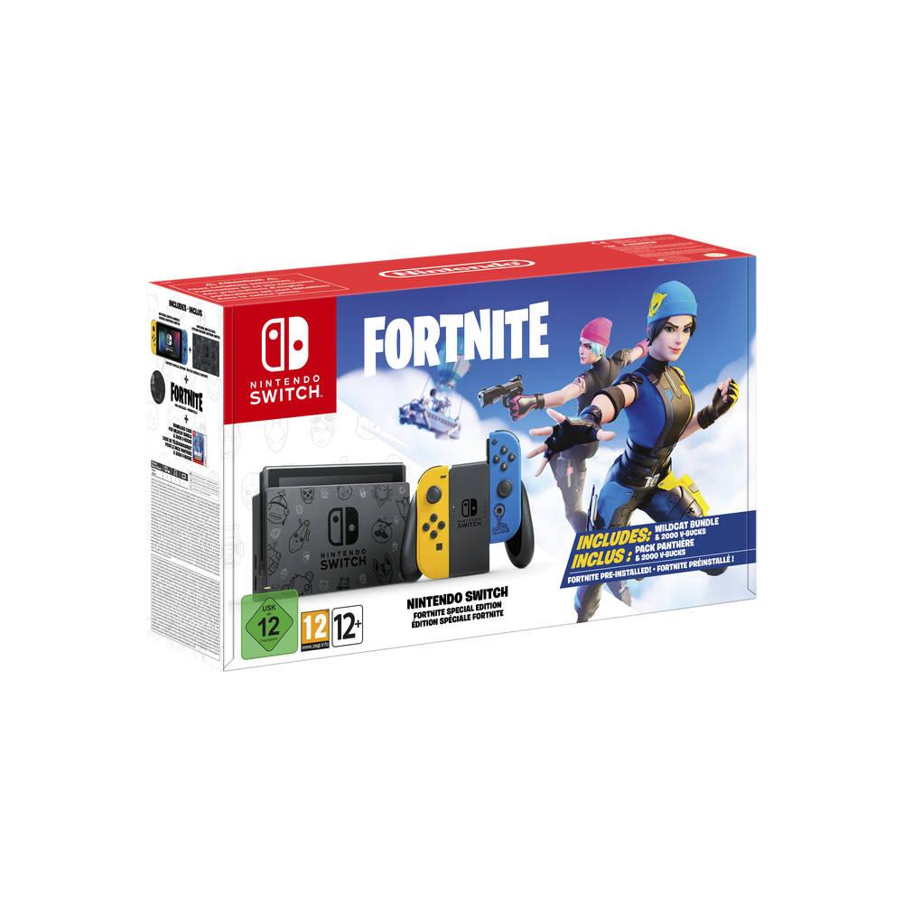 Nintendo Switch Fortnite Special Edition bundel