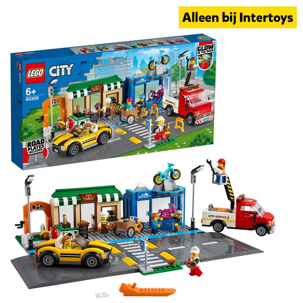 LEGO City winkelstraat 60306
