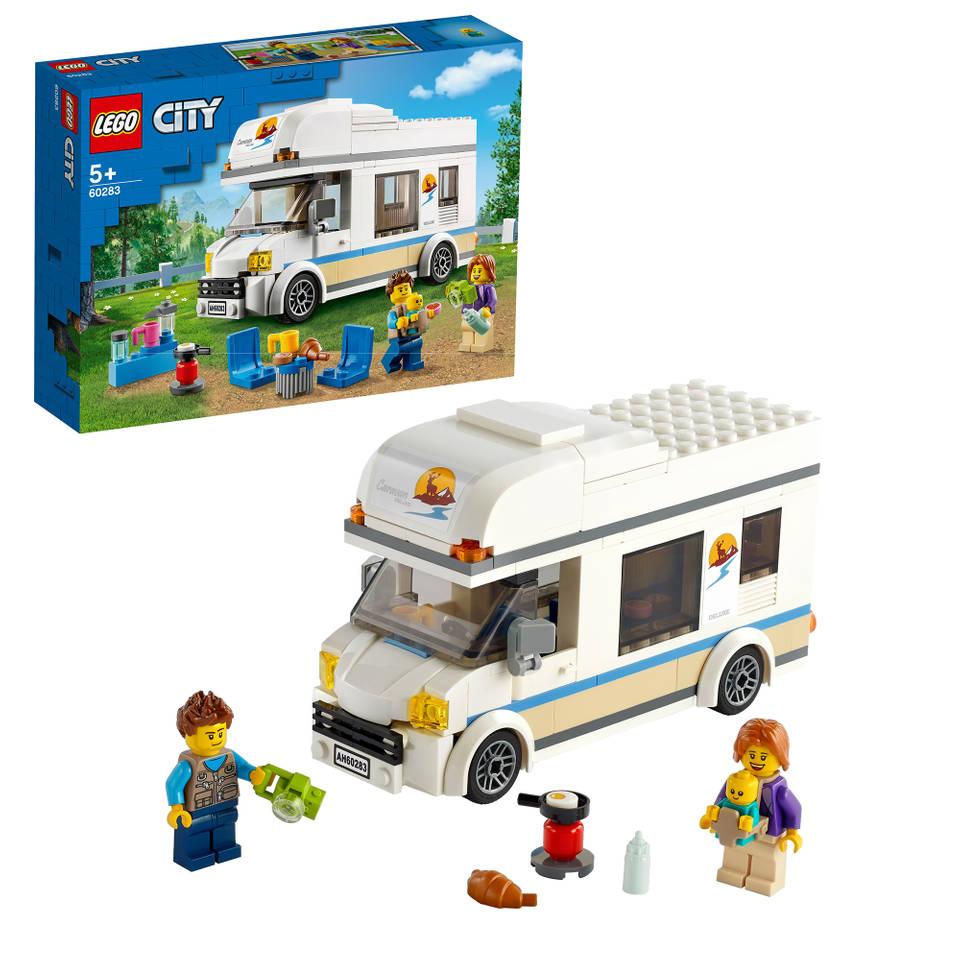 LEGO City vakantiecamper 60283