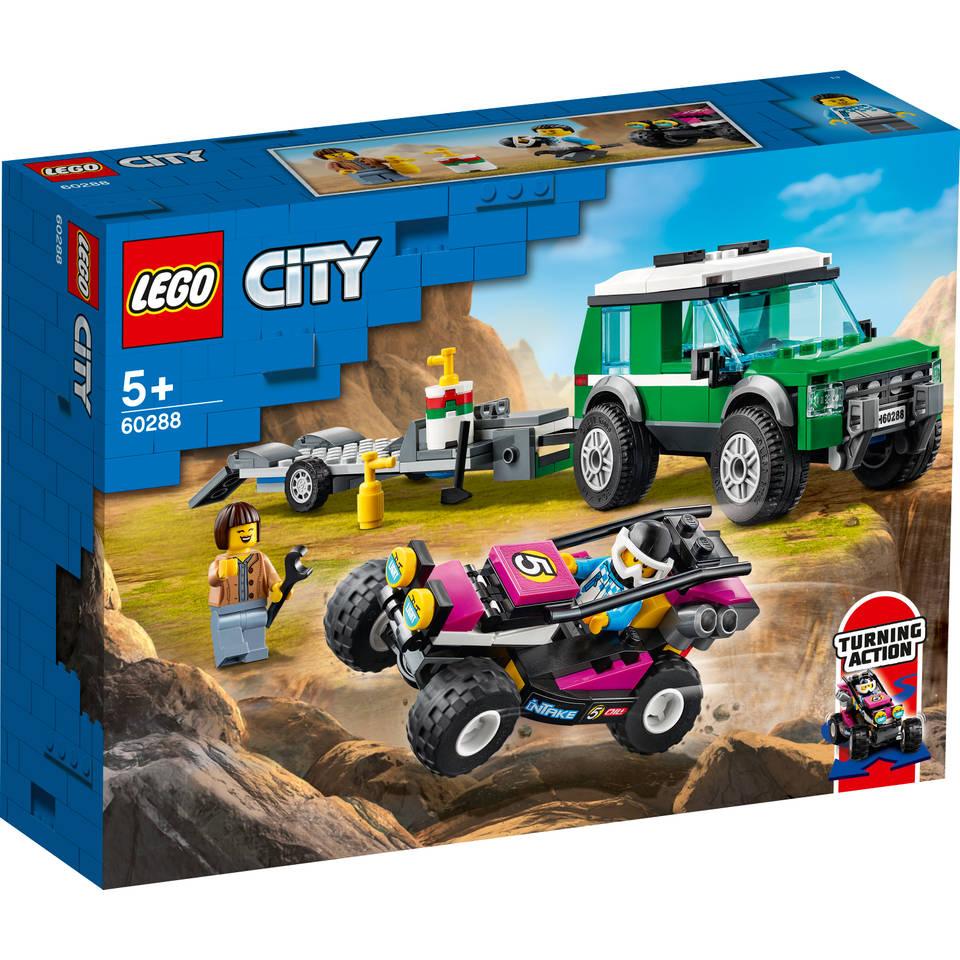 LEGO City racebuggytransport 60288